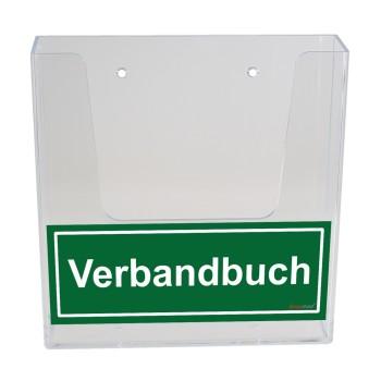kingsmed® Wandhalter für Verbandbuch DIN A5